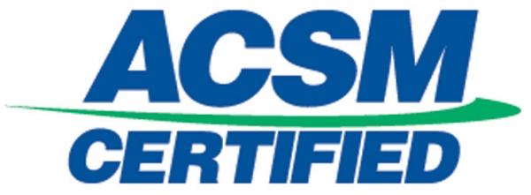acsm-certified